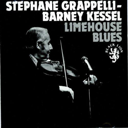 Stephanie Grappelli and Barney Kessel