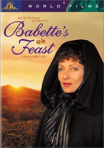 Fita Vhs Filme A Festa De Babette 1987