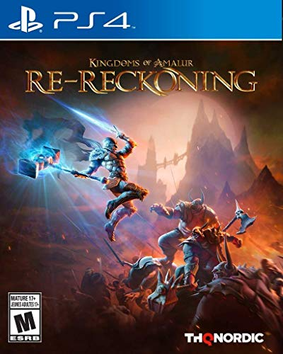Kingdoms of Amalur Re-Reckoning(輸入版:北米)- PS4