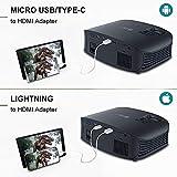 Recensione 1 Proiettore HD Artlii proiettore led
