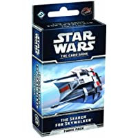 Fantasy Flight Games Star Wars LCG The Search for Skywalker Card Games