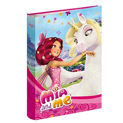 Cartella Mia and Me Fantasy A4 4 anelli