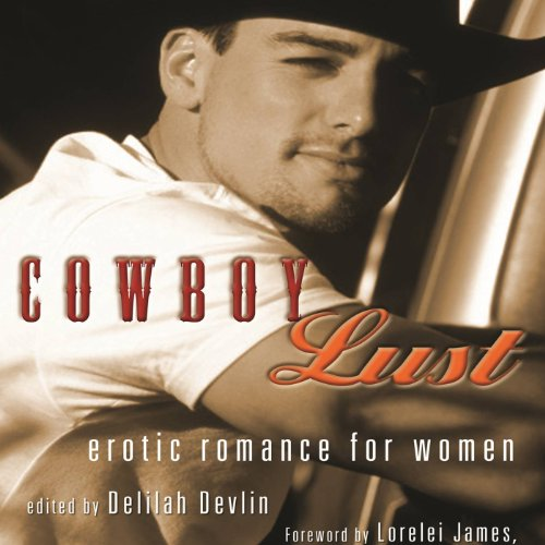 Cowboy Lust audiobook cover art