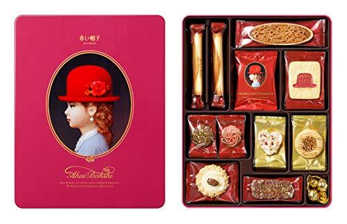 赤い帽子 ピンク 279g