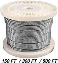 flexible stainless steel cable