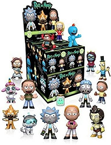 Collectible Mystery Mini Action Figures