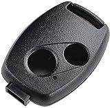 Carcasa para llave de coche de 2 botones, para Civic Accord Pilot Fit Crv Ridgeline Jazz Frv Insight Cr-z S2000 Stream Crosstour Odyssey Fob Case Kit de reparación de llaves sin hoja A89