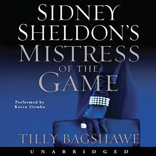 『Sidney Sheldon's Mistress of the Game』のカバーアート