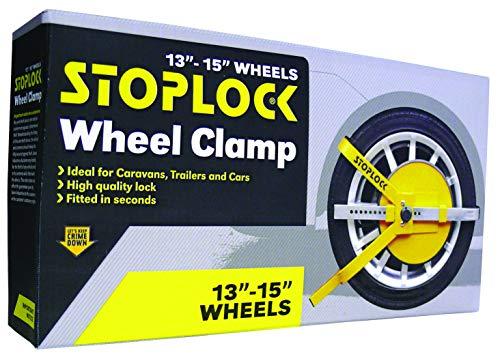High Security Motorhome Wheel lock