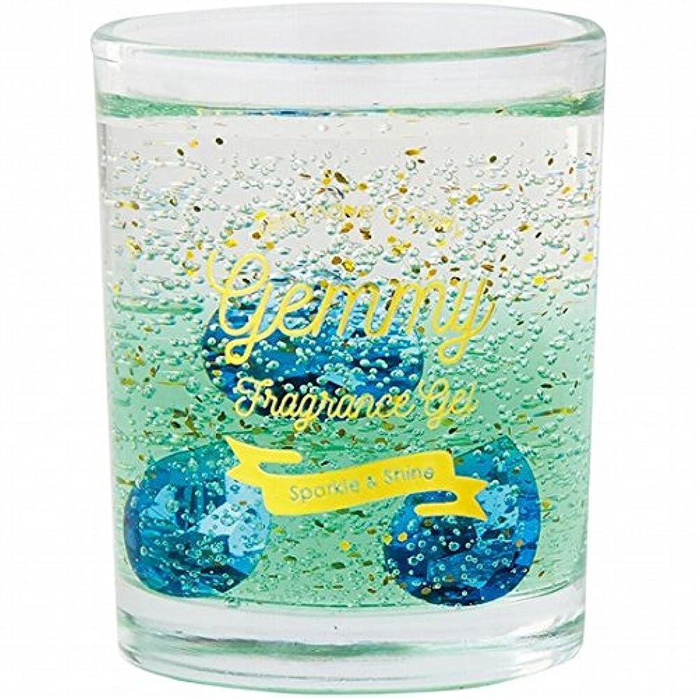 咳足音敬意を表してkameyama candle(カメヤマキャンドル) GEMMY(ジェミー) フレグランスジェル 「タイム」6個セット(E3310510)