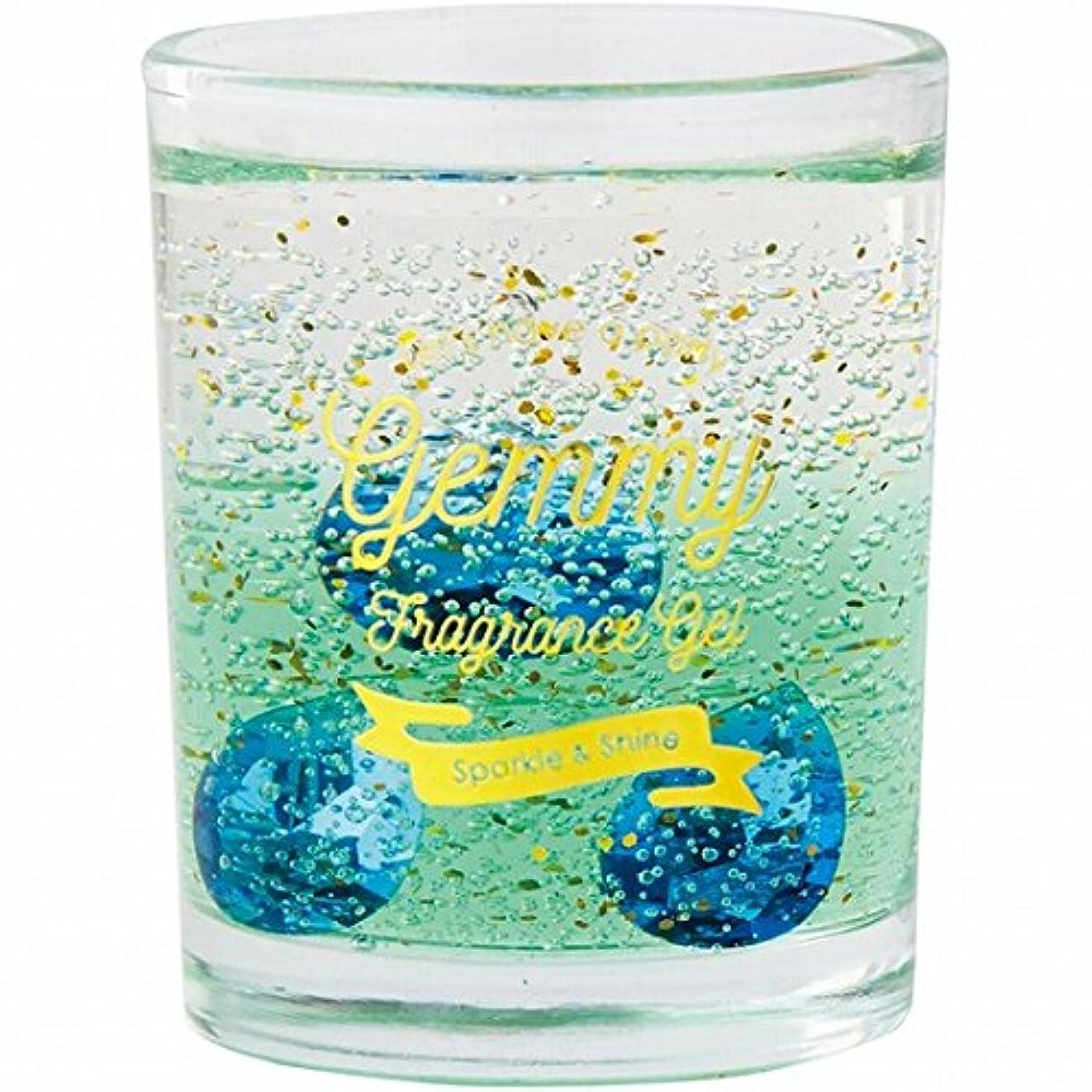 順応性キャビン従順kameyama candle(カメヤマキャンドル) GEMMY(ジェミー) フレグランスジェル 「タイム」6個セット(E3310510)