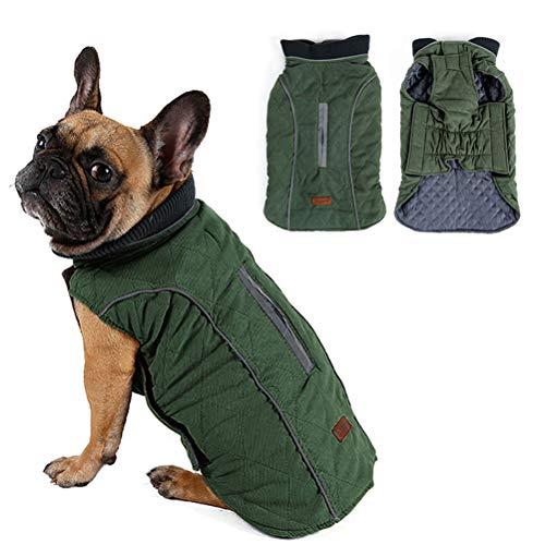 Outgoings kalter hund streicheln mantel jacke weste warm outfit kleider für kleine bis mittlere große hunde haustier hunde kleider