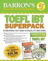 Barron's TOEFLl iBT Superpack