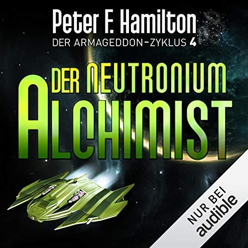 Der Neutronium Alchimist audiobook cover art