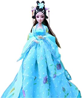 PANDA SUPERSTORE China Ancient Fairy Figurine Ball-Jointed Dressed Gorgeous Doll, XiaoQiao