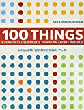 100 Things Every Designer Needs to Know About People (Voices That Matter)
