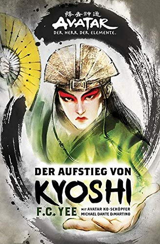 Avatar – Der Herr der Elemente: Der Aufstieg von Kyoshi