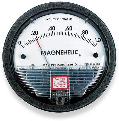 Dwyer Magnehelic Over item handling Pressure Gauge 0 latest 5 psi to