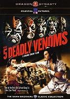 Five Deadly Venoms [DVD] [Import]