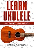 Learn Ukulele: Easy Country Licks and Riffs