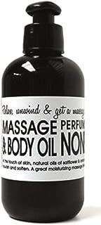 JUST NO NONSENSE Massage & Body Oils 100% Natural and Vegan (None)