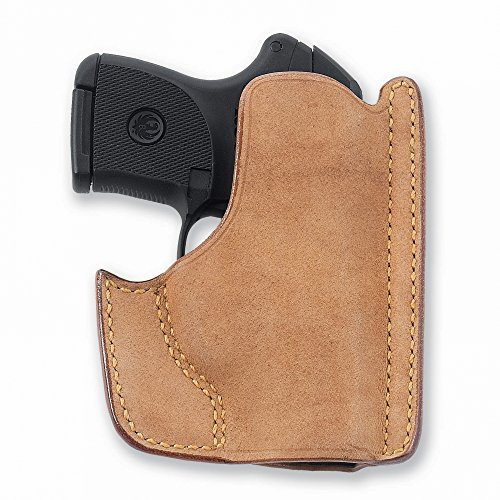 Galco Front Pocket Horsehide Holster (Natural), Walther PPK, Ambidextrous