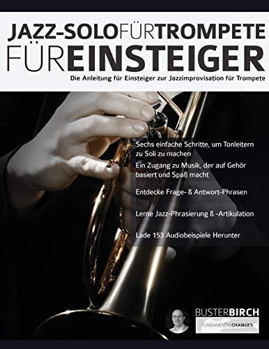 Jazz-Solo für Trompete für Einsteiger