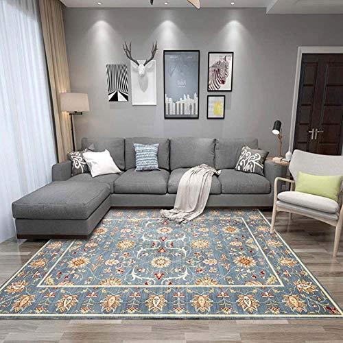 Böhmen ethnischen Stil teppiche Wohnzimmer Schlafzimmer kristall Kaschmir gedruckt couchtisch teppiche europäischen Carpet Bad wc Matte,A,200x300CM