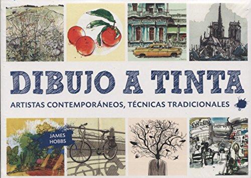 Dibujo a tinta: Artistas contemporáneos, técnicas tradicionales