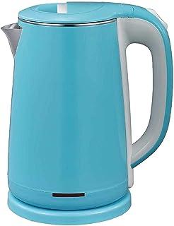 1 Bouilloire électrique 8L à Double paroi en Acier Inoxydable sans BPA théière Tactile avec Protection Contre la surchauff...