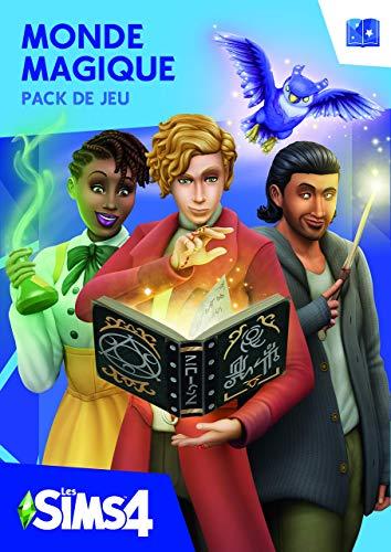 avis pc du monde professionnel Les Sims – 4 mondes magiques standard    Téléchargements PC – Code source