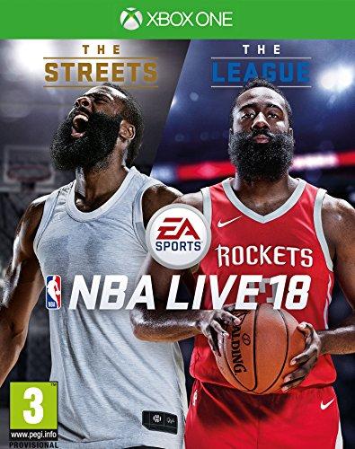 NBA Live 18 - Xbox One [Importación inglesa]