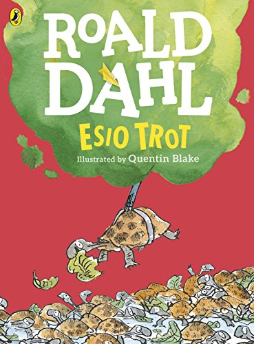 ELITEPRINT Esio Trot - Funda para Libro Infantil (tamaño A4, 250 g/m²),...