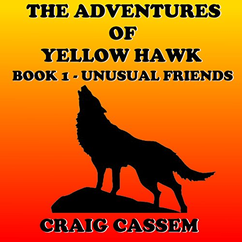 The Adventures of Yellow Hawk cover art