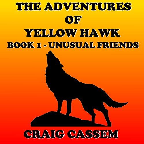 The Adventures of Yellow Hawk audiobook cover art