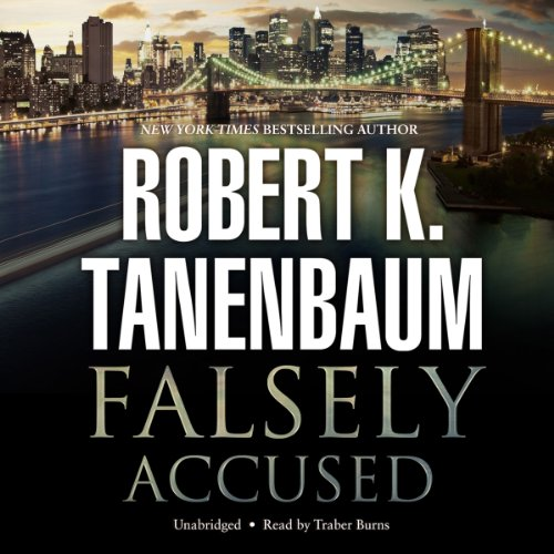 Falsely Accused copertina