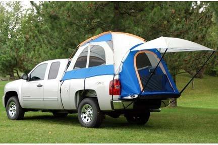 Napier Enterprises Sportz Truck Tent III for Full Size Regular Bed Trucks (For Dodge Ram Model)