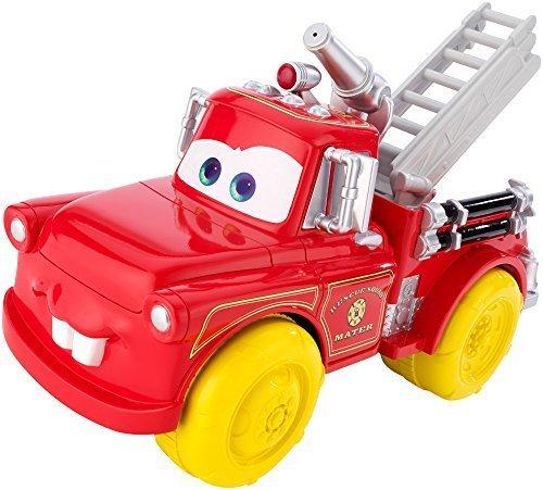 Disney/Pixar Cars Hydro Wheels, Rescue Squad Mater by Mattel