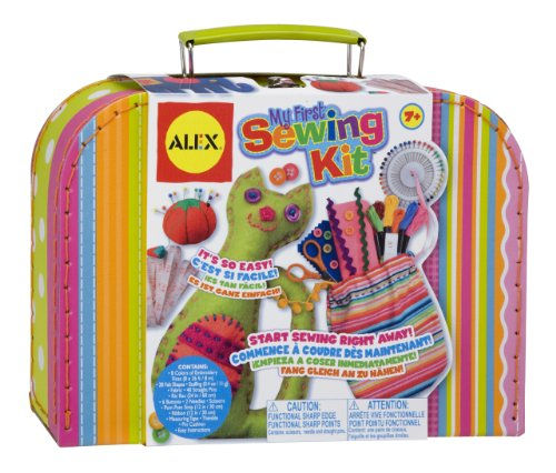 Alex Craft My First Sewing Kit...