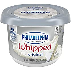 Philadelphia Original Whipped Cream Cheese Spread (8 oz Tub)
