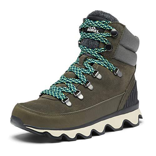 Sorel Women's Kinetic Conquest Sneaker - Waterproof - Alpine Tundra - Size 6.5