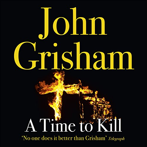 A Time to Kill audiobook cover art