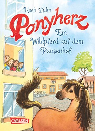 Ponyherz 7: Ein Wildpferd auf dem Pausenhof (7)