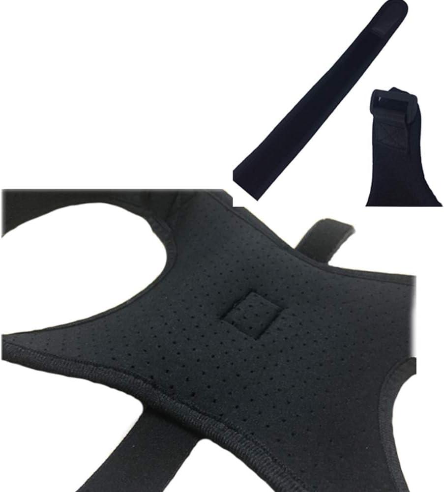 Sangle de Sac /à Dos pour Batterie Externe Taille Unique Compatible avec Oculus Quest Matedepreso sans Fil Noir