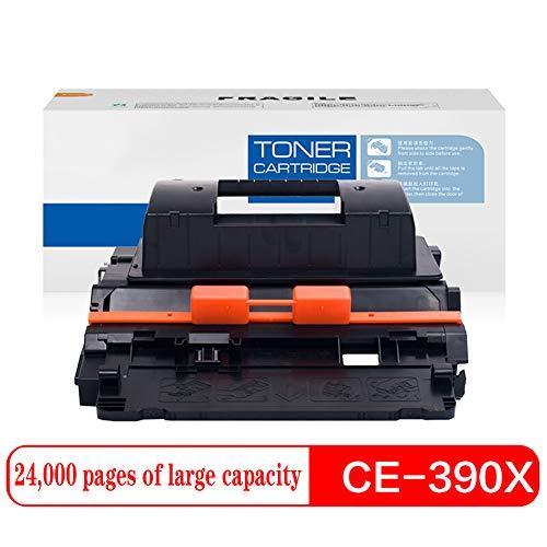 Compatibel Toner Cartridge Vervanging voor CE390X, tonercartridge met grote capaciteit voor HP M602n M602dn M603n M603dn M4555h M4555f Printer Compact Zwart Professionele Versie Print 24.000 pagina's