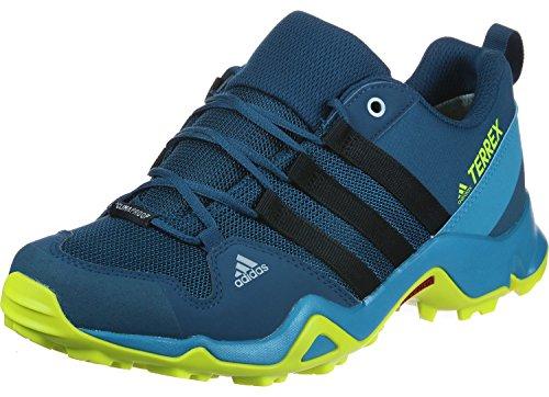 adidas Terrex Ax2R CP K, Zapatillas de Senderismo Unisex niño, (Azunoc/Negbas/Seamso), 28...