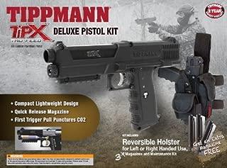 Tippmann TiPX .68 Caliber Deluxe Paintball Pistol Kits