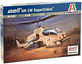 Italeri 1: 48 Aircraft No 833 Bell Ah-1W Super Cobra