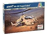 Italeri 833, Maqueta Para Montar Helicoptero Bell AH-1W 'Supercobra'