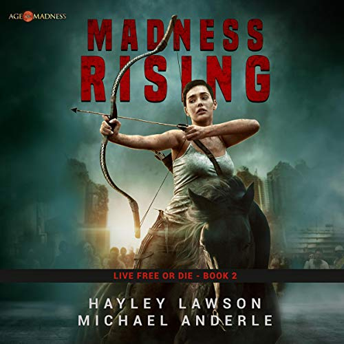 Couverture de Madness Rising
